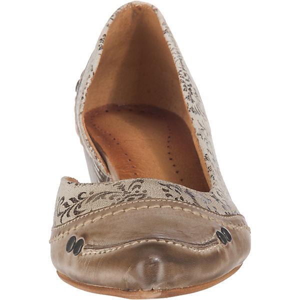 Maciejka Maciejka Maciejka Klassische Pumps beige  Gute Qualität beliebte Schuhe 34d835