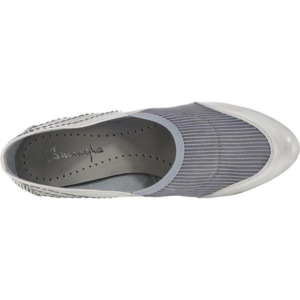 Maciejka,  Klassische Pumps, weiß-kombi  Maciejka, Gute Qualität beliebte Schuhe f28dd2