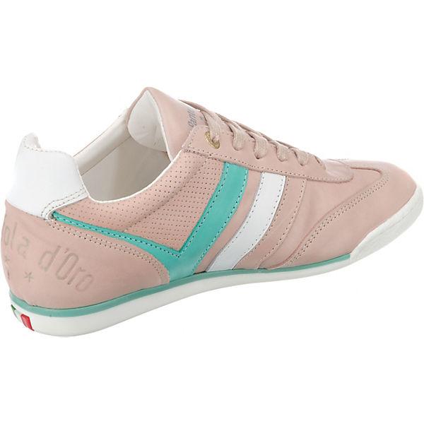 Pantofola d'Oro, VASTO rosa-kombi DONNE LOW Sneakers Low, rosa-kombi VASTO   88023c
