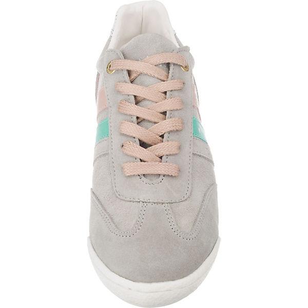 Pantofola d'Oro VASTO DONNE LOW Sneakers Low grau-kombi