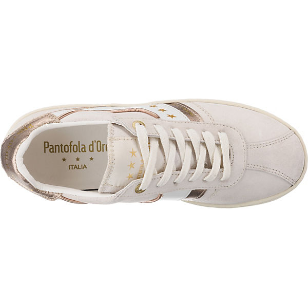 LOW Low DONNE d'Oro offwhite Sneakers Pantofola COVERCIANO HqZzzt