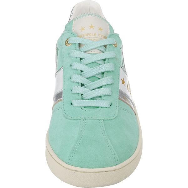 DONNE COVERCIANO Low Pantofola Sneakers LOW mint d'Oro EzBv4q