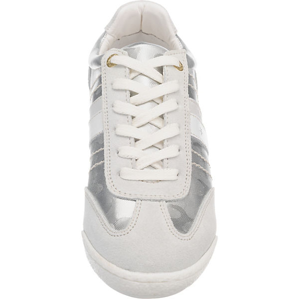 Pantofola d'Oro, ASCOLI DONNE LOW Sneakers Qualität Low, silber-kombi  Gute Qualität Sneakers beliebte Schuhe c6c1dd
