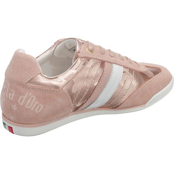 Pantofola d'Oro, ASCOLI DONNE LOW Sneakers Low, rosa Schuhe  Gute Qualität beliebte Schuhe rosa 14c8c0