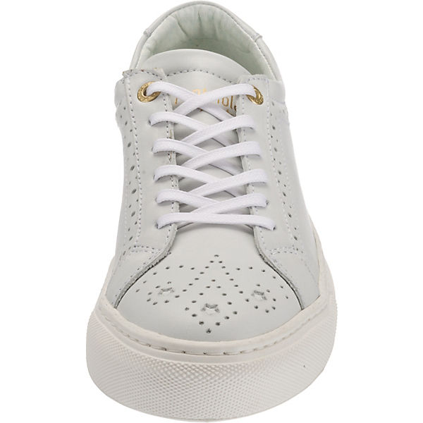 Sneakers weiß LOW Low Pantofola NAPOLI DONNE d'Oro wInPAO