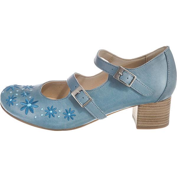 Brako minthy Spangenpumps blau