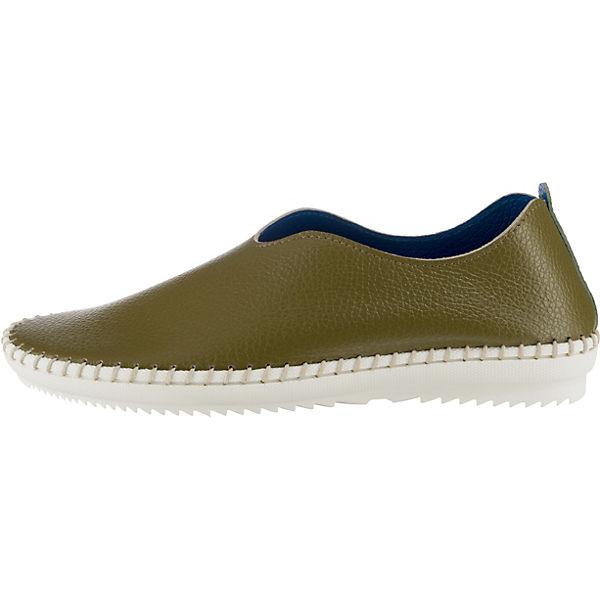 Brako, traveller Klassische Qualität Slipper, grün  Gute Qualität Klassische beliebte Schuhe 64a3f1
