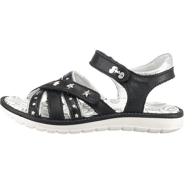 PRIMIGI Sandalen für Mädchen schwarz