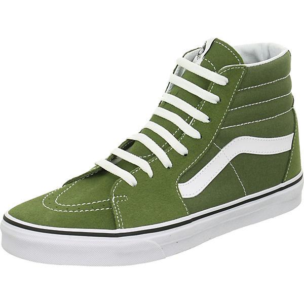 VANS Sneakers High grün