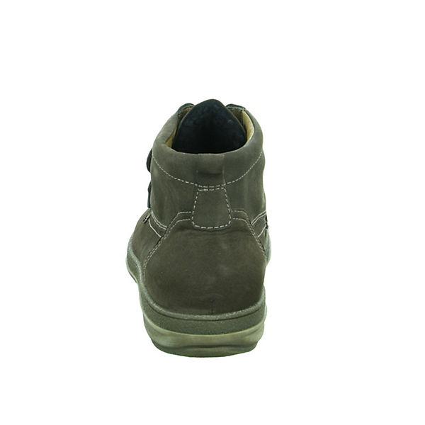 Stiefeletten WALDLÄUFER grün Stiefeletten Stiefeletten grün WALDLÄUFER WALDLÄUFER Komfort Komfort Komfort 1qd7wUw