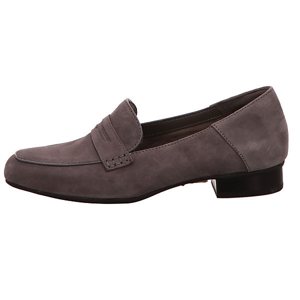 Clarks, Komfort-Pumps, grau  Gute Qualität beliebte Schuhe
