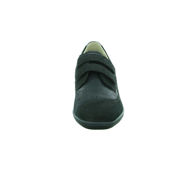 schwarz Solidus Solidus Komfort Komfort Slipper schwarz Slipper Komfort Solidus TwdUqda