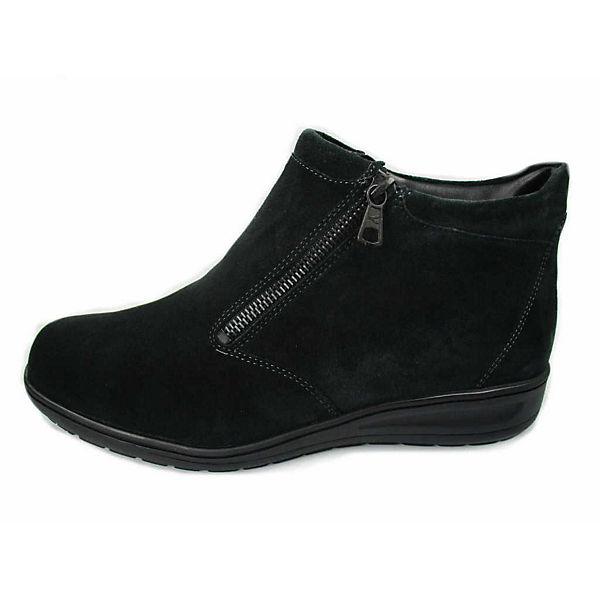 Solidus, Komfort-Stiefeletten, schwarz  Gute Qualität beliebte Schuhe