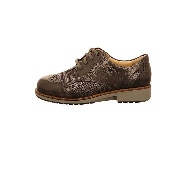 Finn Comfort, Klassische Halbschuhe, grau  Gute Qualität beliebte Schuhe
