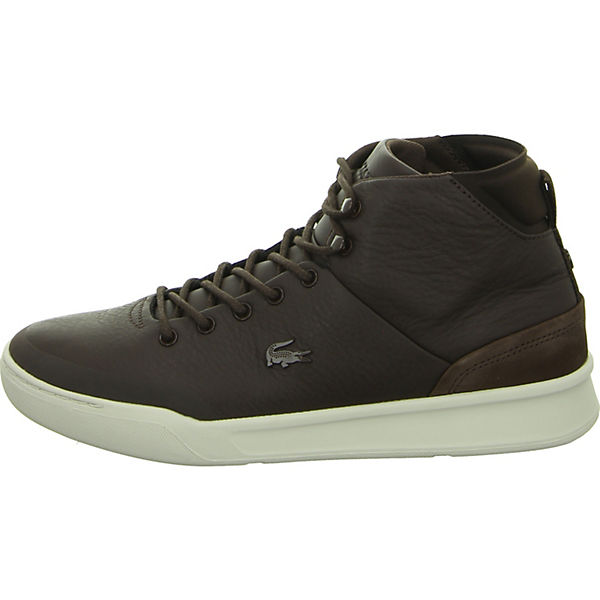 LACOSTE Sneakers High braun