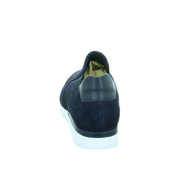 Semler,  Sportliche Slipper, blau   Semler, 986ac4