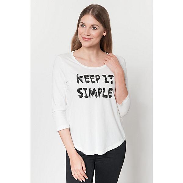 Arm weiß Shirt TAILOR TOM 4 3 nFwRPqnCx