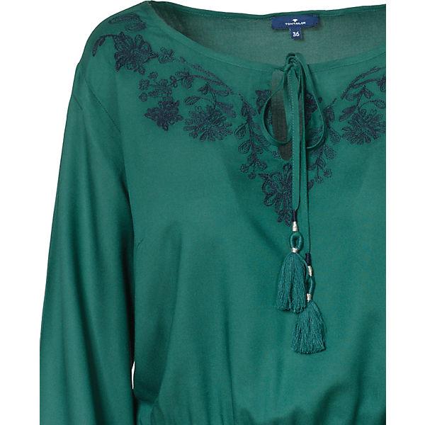 Blusenkleid grün TAILOR grün TOM grün TOM TAILOR Blusenkleid Blusenkleid TOM grün TOM Blusenkleid TAILOR TAILOR YAqwRY