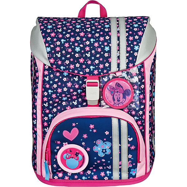 Schulrucksackset FlexMax Minnie Mouse, 5-tlg. (Kollektion 2019/2020)