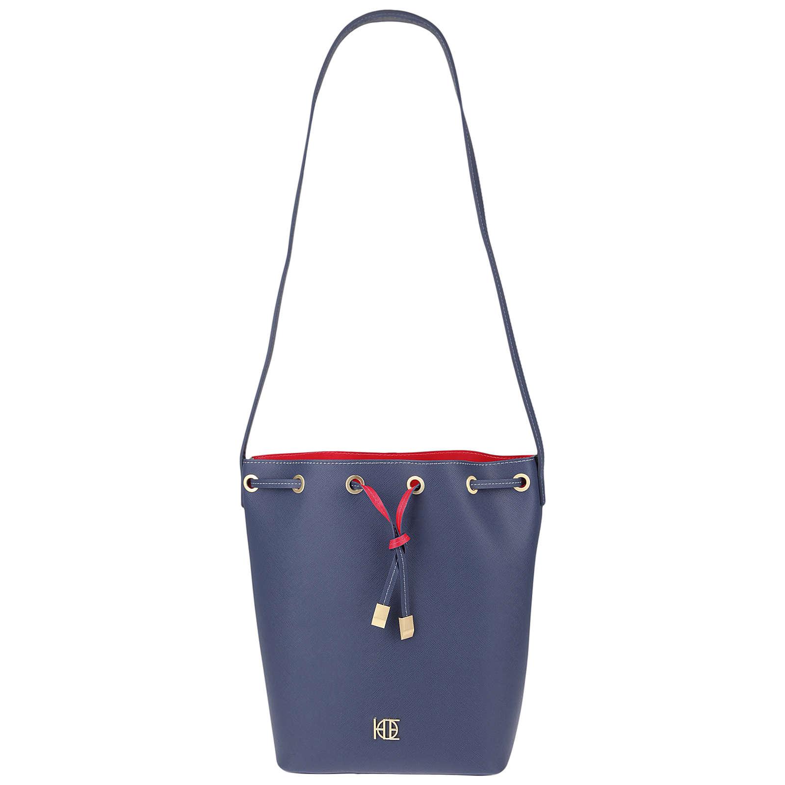 House of Envy Handtasche BOUNCY BUCKET blau Damen