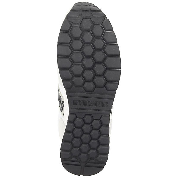 Low Bikkembergs Low Sneakers weiß weiß Bikkembergs Sneakers Bikkembergs d4xf5afq