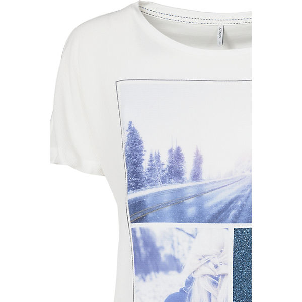 ONLY ONLY Shirt ONLY T offwhite T Shirt offwhite r7cKSwTqr4
