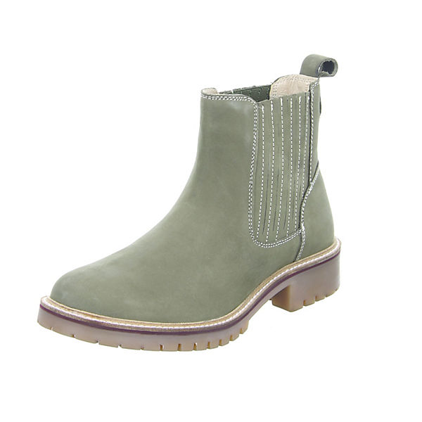 3511-2510-GR Chelsea Boots