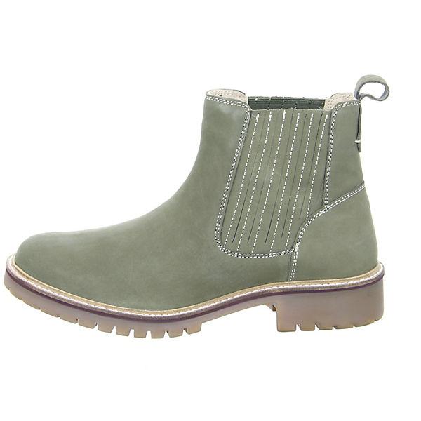 Boots Chelsea grün 2510 GR 3511 BOXX wCfqIxHSt