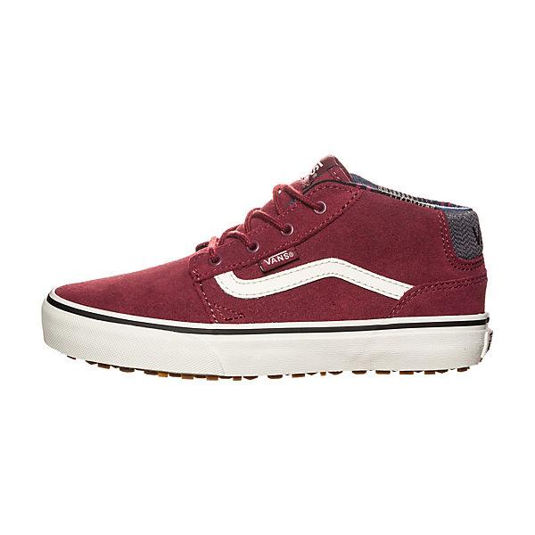 VANS Kinder Sneakers Chapman Mid bordeaux