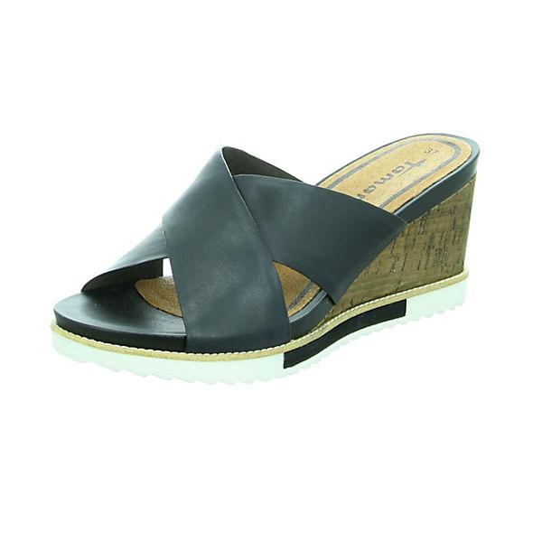 Tamaris Klassische Sandalen schwarz