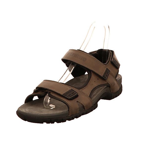 MEPHISTO Klassische Sandalen beige