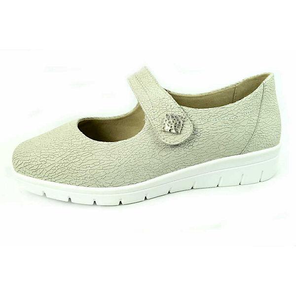 Solidus Komfort-Slipper beige