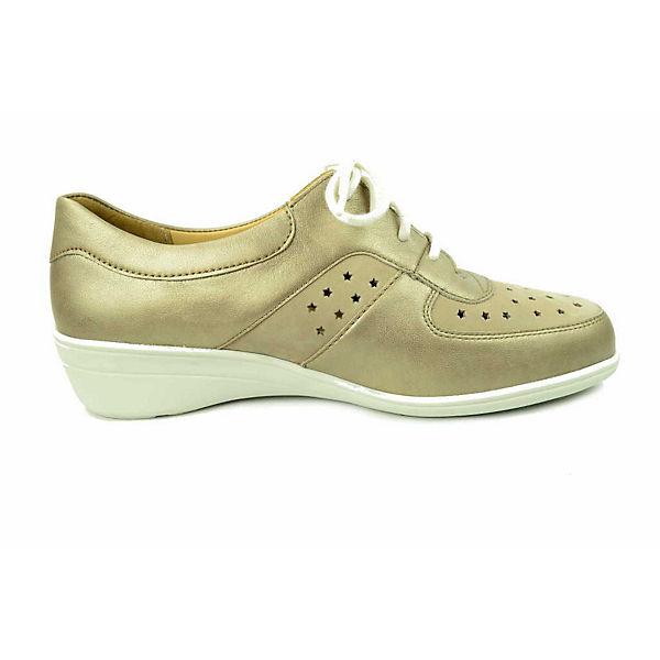 Solidus Solidus Solidus Komfort-Halbschuhe beige  Gute Qualität beliebte Schuhe 126eac