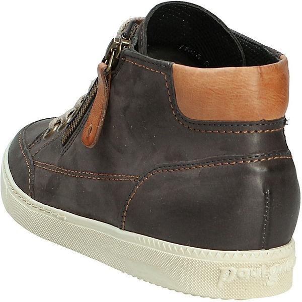 Paul Green Green Green Sneakers Low grau  Gute Qualität beliebte Schuhe 5e5708
