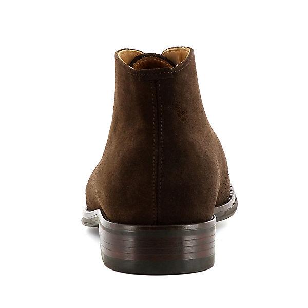 Evita STEFANO Shoes Shoes dunkelbraun Schnürstiefeletten Evita BFdxqnOaH