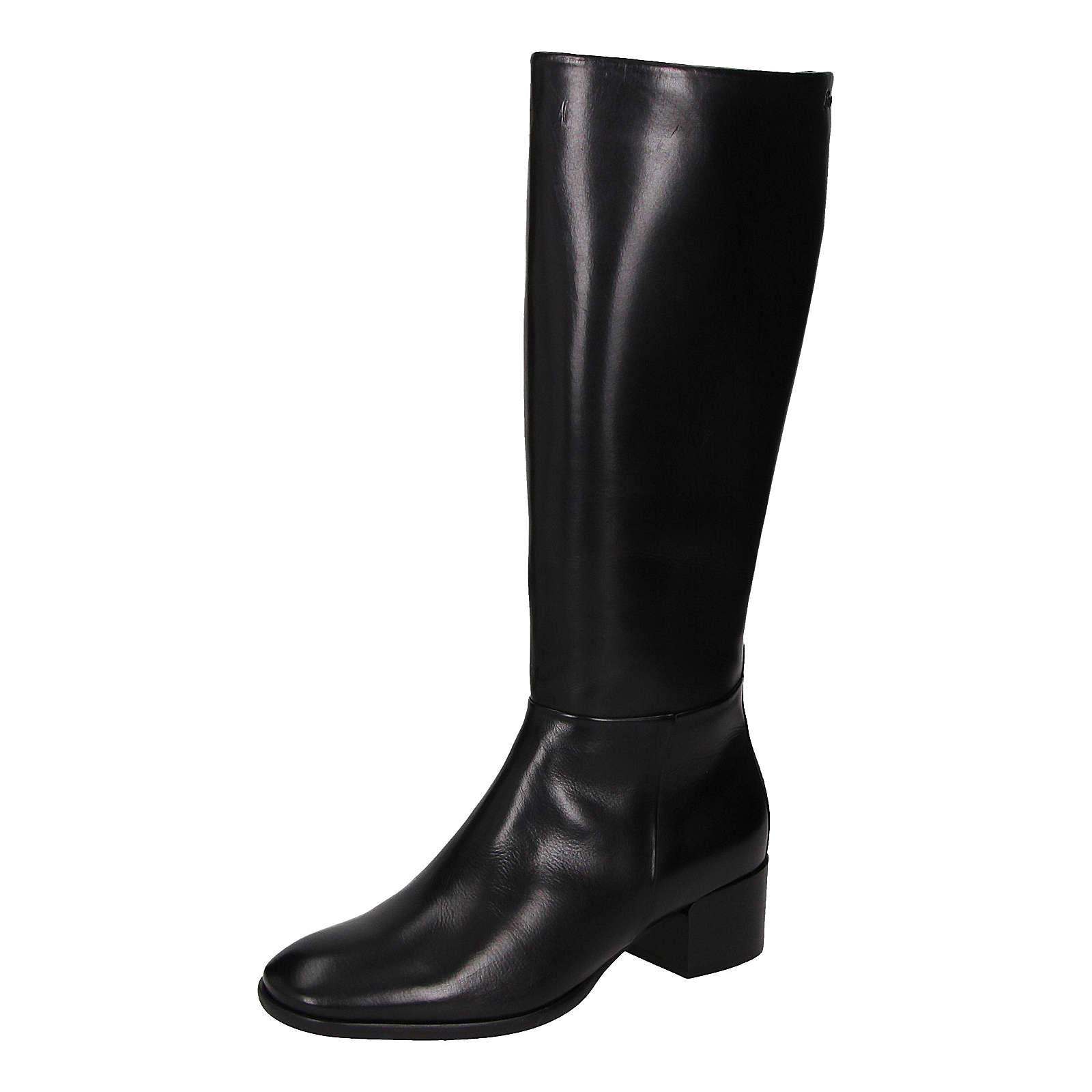 Sioux Klassische Stiefel Ilske schwarz Damen Gr. 39