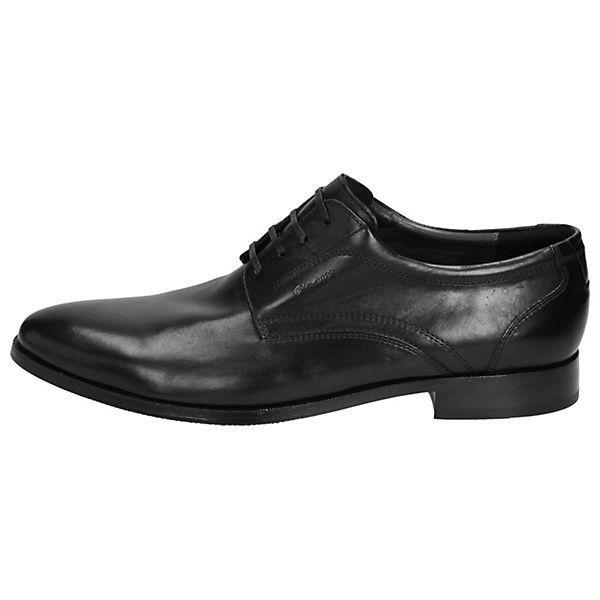 Sioux, Klassische Halbschuhe Nathaniel, schwarz  Gute Qualität beliebte Schuhe