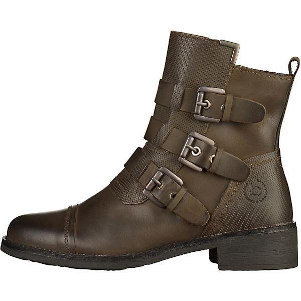 Bugatti, Bugatti, Bugatti, Biker Stiefel, grün  Gute Qualität beliebte Schuhe 0f0f4e