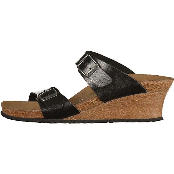 Papillio by BIRKENSTOCK Pantoletten Dorothy schwarz  Gute Qualität beliebte Schuhe