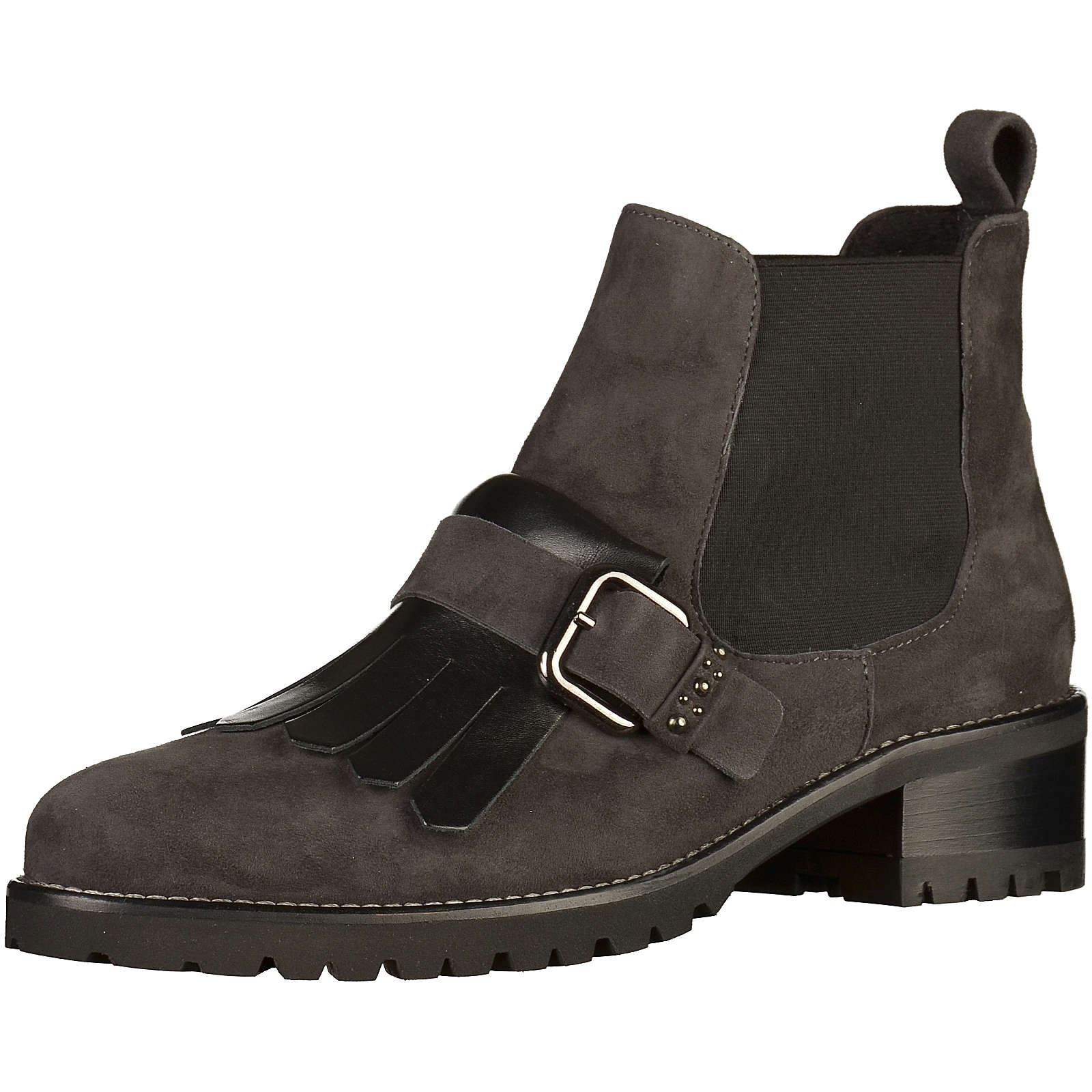 PETER KAISER Chelsea Boots dunkelgrau Damen Gr. 39,5