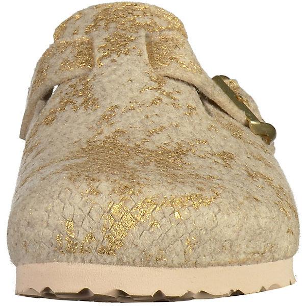 Papillio  by BIRKENSTOCK, Pantoletten Boston, offwhite  Papillio Gute Qualität beliebte Schuhe 227143