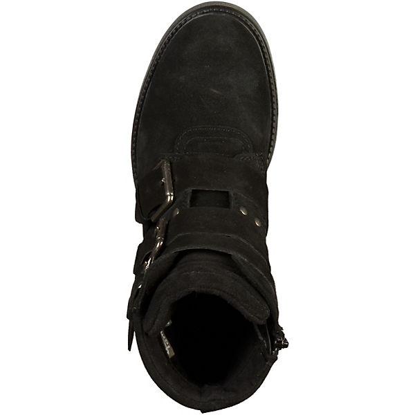 Tamaris Biker Boots schwarz