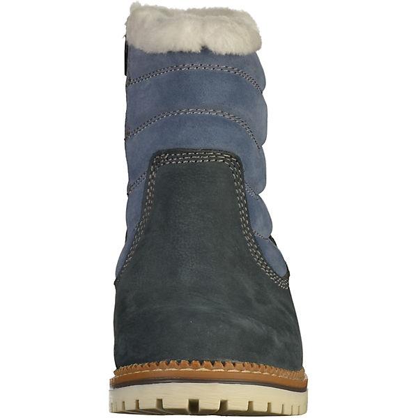 Darkwood, Winterstiefeletten, beliebte blau  Gute Qualität beliebte Winterstiefeletten, Schuhe 35eba4