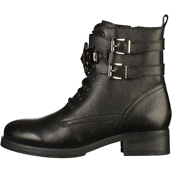 BRONX, Biker Boots, schwarz  Gute Qualität beliebte Schuhe