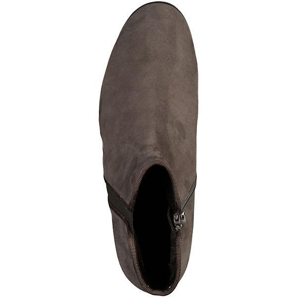 Gabor, Gute Klassische Stiefeletten, dunkelgrau  Gute Gabor, Qualität beliebte Schuhe f6f957