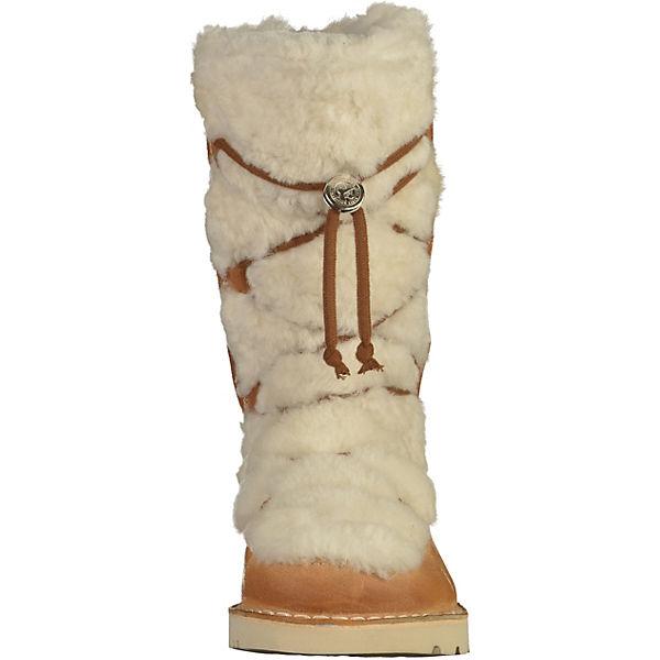 BIRKENSTOCK Winterstiefel Nuuk hellbraun  Gute Qualität beliebte beliebte beliebte Schuhe 10e752