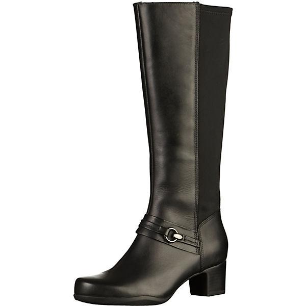 Clarks Clarks Stiefel Klassische schwarz Klassische Stiefel nWPF8BYwqx