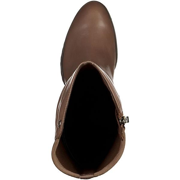 CAPRICE Klassische Stiefel grau