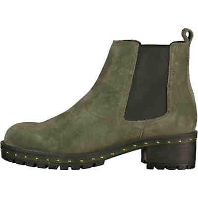 9194f50f54c4 Think!, Stiefel olive, grün   mirapodo