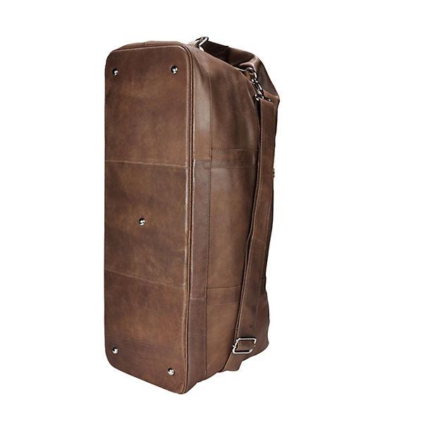 Packenger Floki Weekender Reisetasche braun